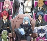 That Time I Got Reincarnated as a Slime 2 Part 1